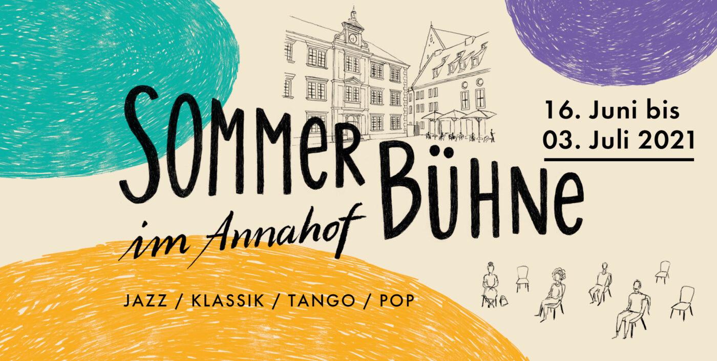 Sommerbühne im Annahof